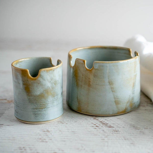 Ceramic Watercolour Pots