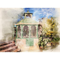 Buda Watercolour Greeting Card Pack