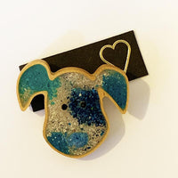 Pencil Jewellery - Brooches