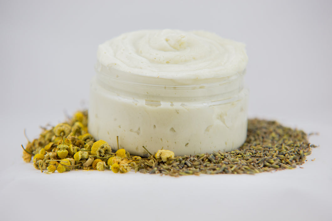 Chamomile Lavender Whipped Body Butter