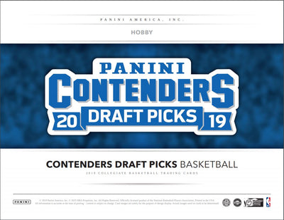 INSTANT PACK RIP: 2019 Panini Contenders Draft Basketball ID 19CONTDRAFT119