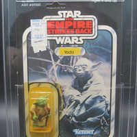 RANDOM FORMAT 2019 Star Wars Graded Figures ID 19SWGRADEDTRF225