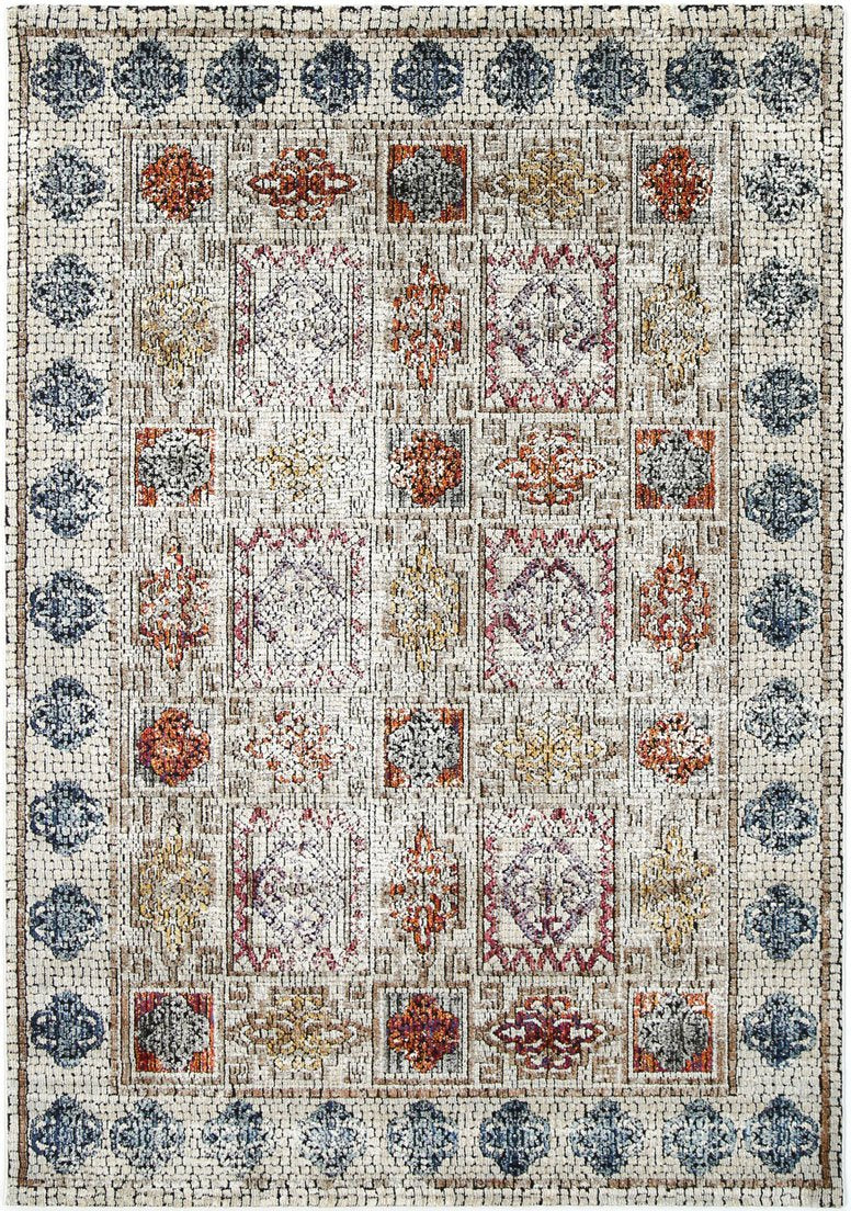 Roman Mosaic Four Sesons Multi Rug