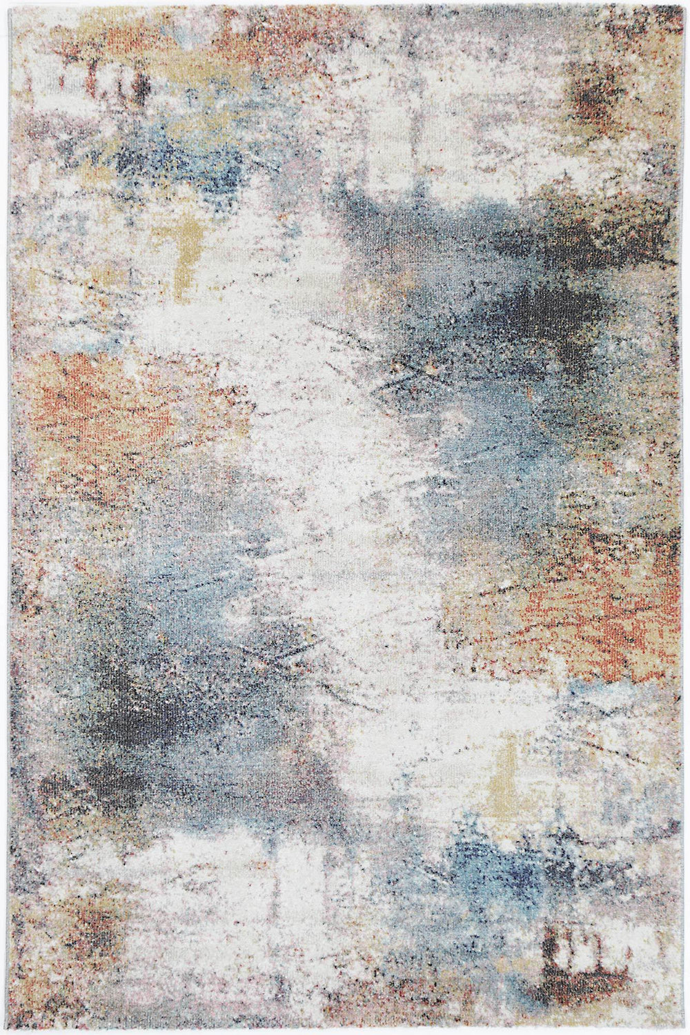 Salsa Abstract Soft Multi Rug