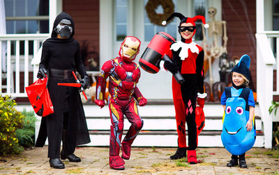 2019 Halloween Costume Ideas for Women, Men and Kids