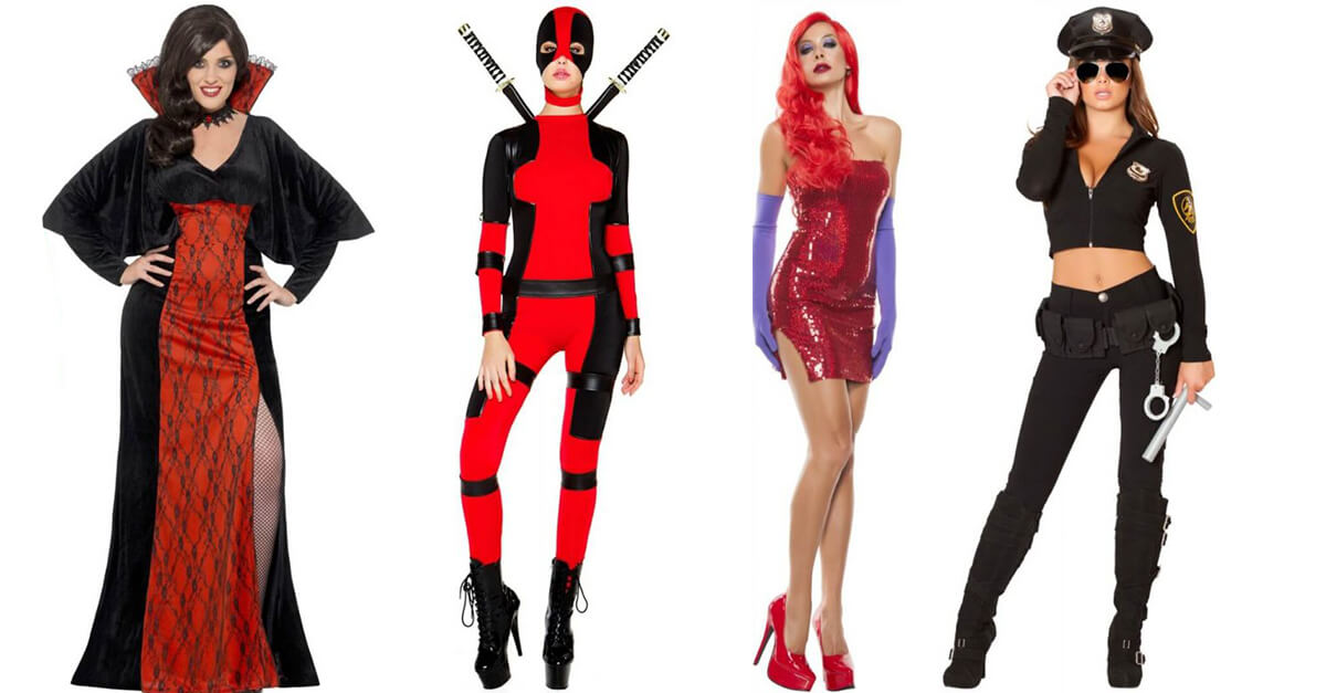 Women Halloween Costumes