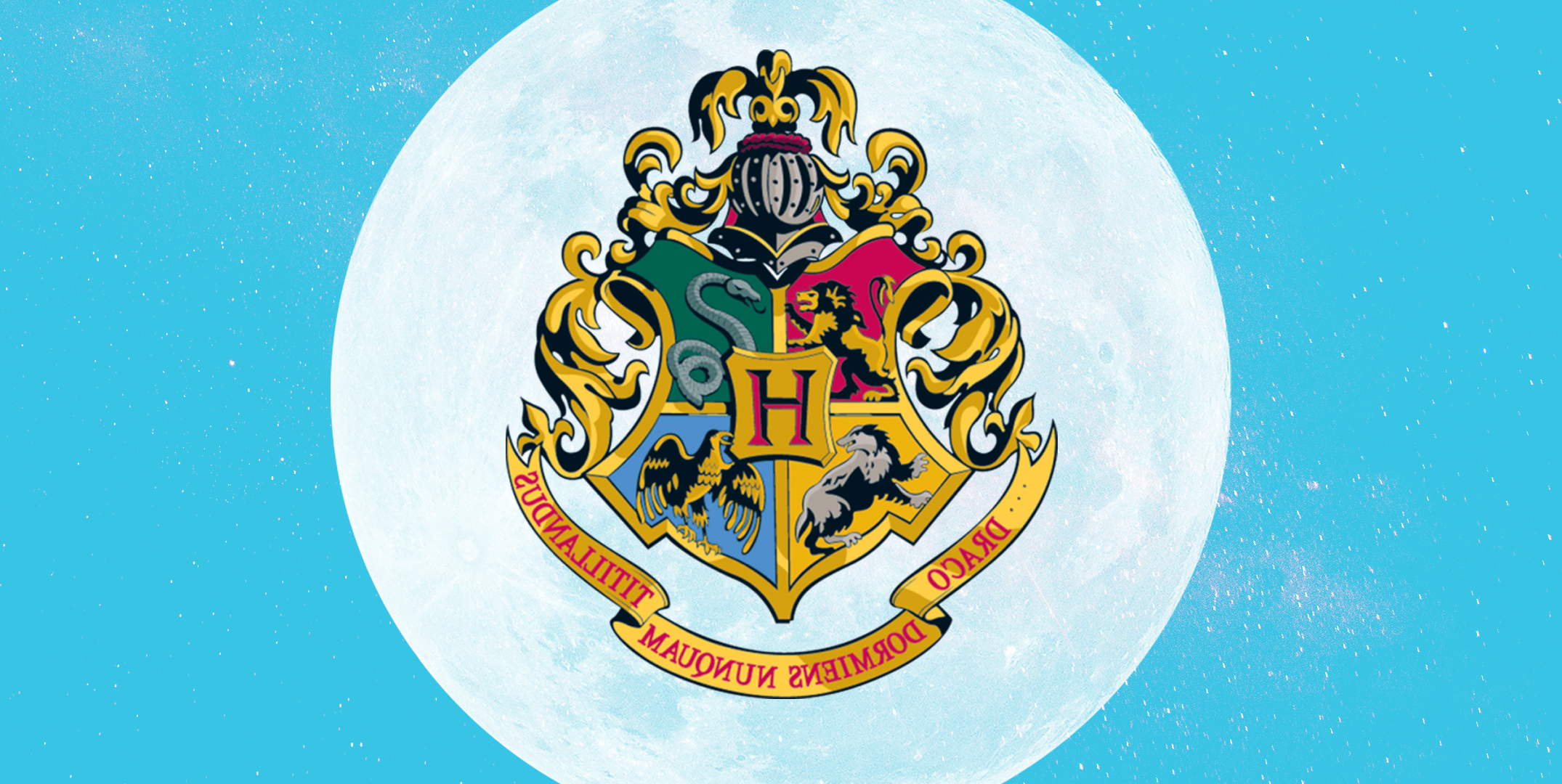 Harry Potter Hogwarts house