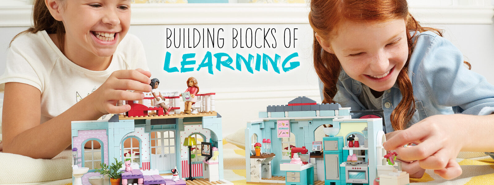 benifits of building blocks