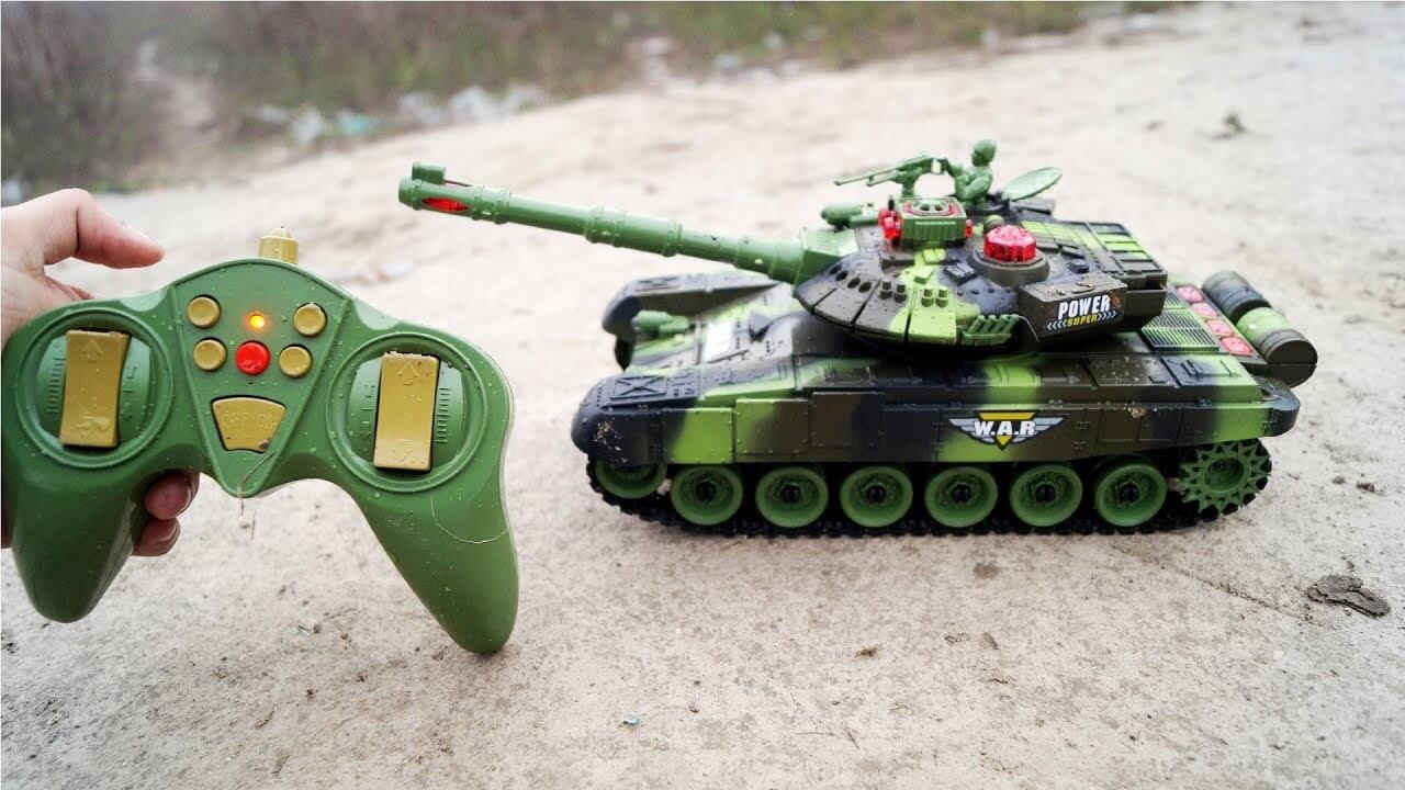 remote control military toys