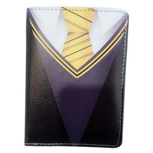 Exquisite Harry Potter Leather Passport Holder