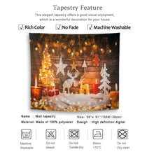 Load image into Gallery viewer, Christmas Hanging Tapestry