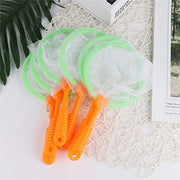 Durable Kids Bug Catcher Nets, 6PCS Insect Collecting Net Bath Toy Adventure Tool Early Learning Tool for Specimen Observation - 3 Otters