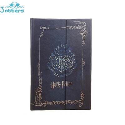 Harry Potter,econo Harry Potter Vintage Diary Planner Journal Book Agenda Notebook Notepad - 3 Otters