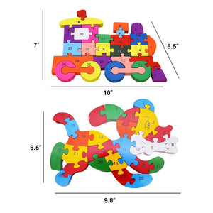 Wood Blocks Puzzle