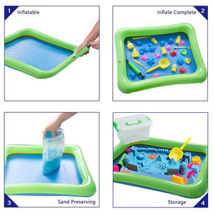 Magic Sand Play Kit for Kids