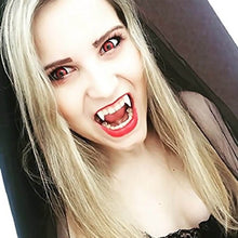 Load image into Gallery viewer, Vampire Teeth for Halloween Cosplay