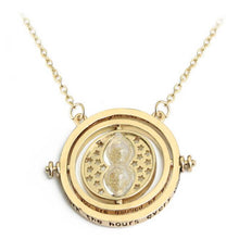 Load image into Gallery viewer, harry potter hourglass necklace