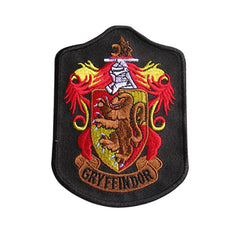 harry potter school badge