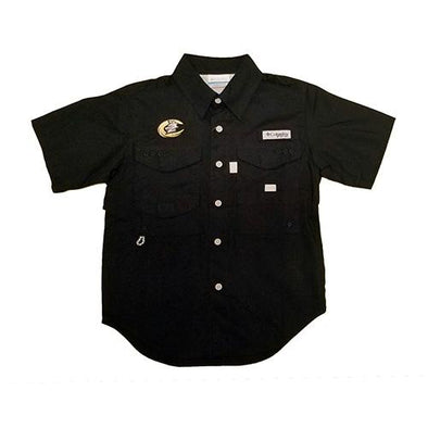 Charlotte Knight Youth Bone Head Button Up