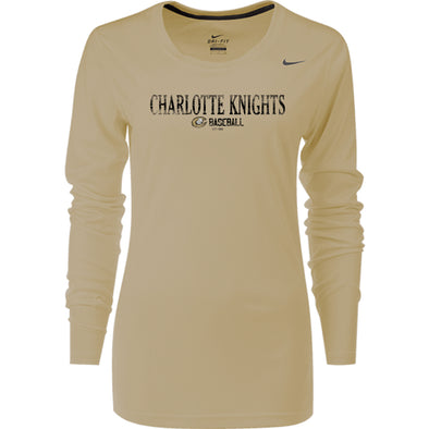 Women's Gold Legend Long Sleeve