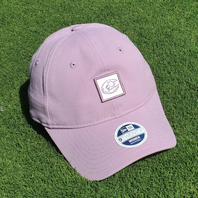 Women's Purple Mini Patch Cap