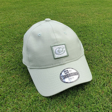 Jr. Green Mini Patch Cap
