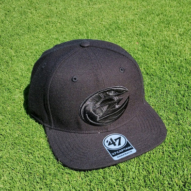 '47 Blackout Sure Shot Snapback Cap