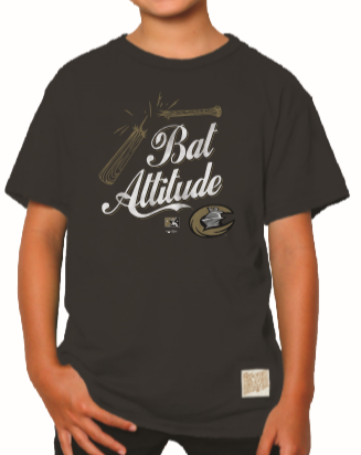 Youth Bat Attitude Tee