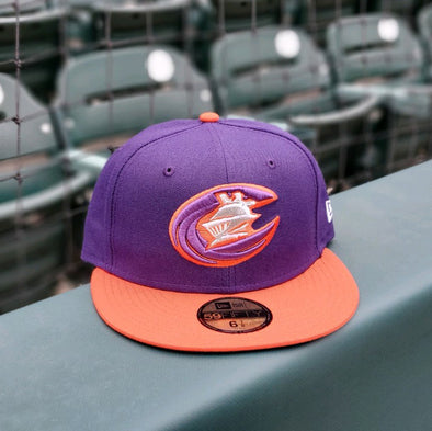2020 College Series Cap Purple & Orange
