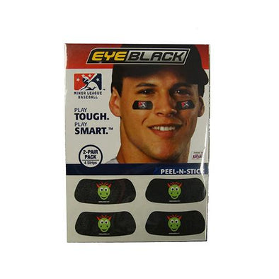 Charlotte Knights Homer Eye Black