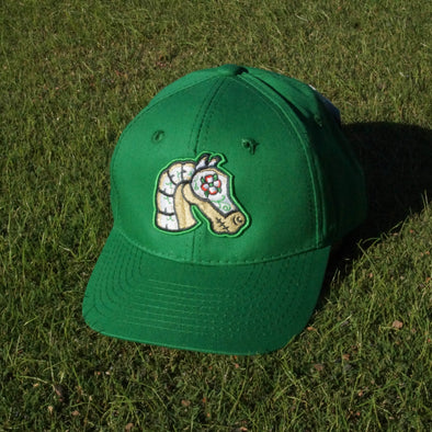 Caballeros Youth Green Cap