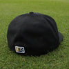 Charlotte Knights Black Batting Practice Cap