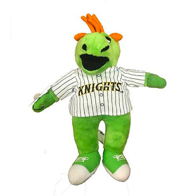 "Charlotte Knights Plush Mascot ""Homer"""