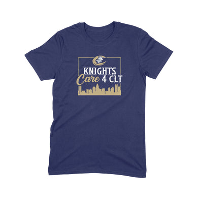 Knights Care 4 CLT Tee