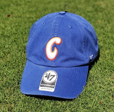 '47 Charlotte O's Clean Up Cap