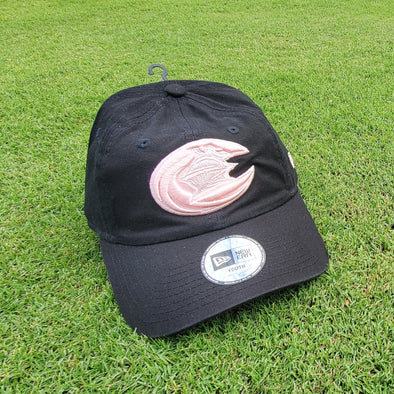 Jr. Casual Classic Pink and Black Cap