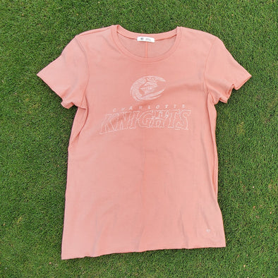 Women's Rose Faded Primary Tee
