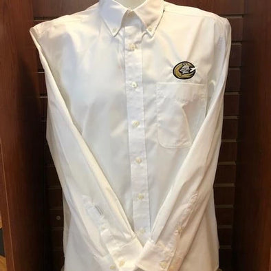 Charlotte Knights Dynasty White Button Down