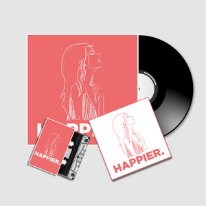 Happier. - Album Bundle