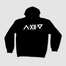 Load image into Gallery viewer, Λ-XII-∇ Logo Hoodie