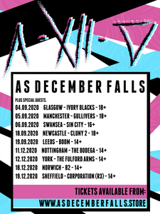 UK Tour Tickets