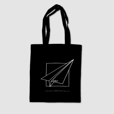 ADF Plane Tote Bags