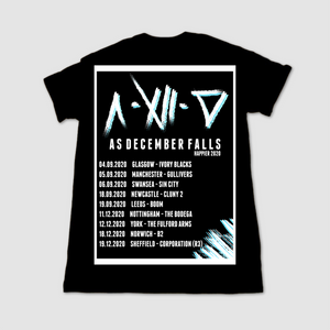 UK Tour Ticket + Tour Tee Bundle