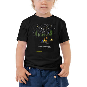 Toddler Short Sleeve Tee - One-hundred Eleven Artwear