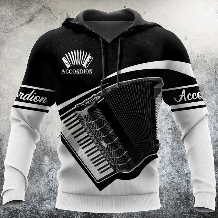 Accordion music 3d hoodie shirt for men and women HG HAC101208 - Amaze Style™-Apparel