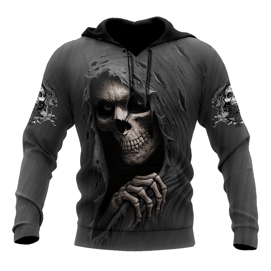 Premium Skull Tattoo 3D All Over Printed Unisex Shirts