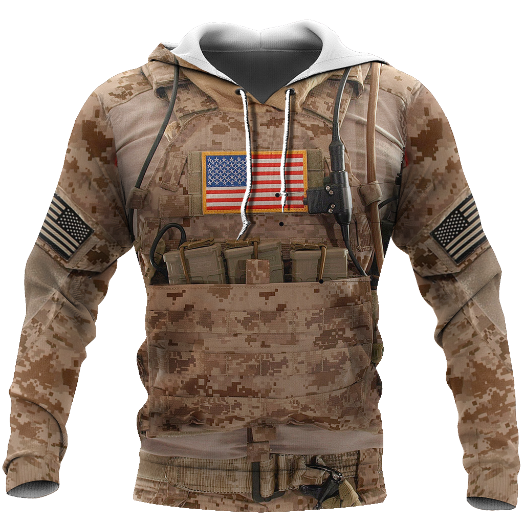 3D All Over Printed US Navy SEAL Uniform - Amaze Style™