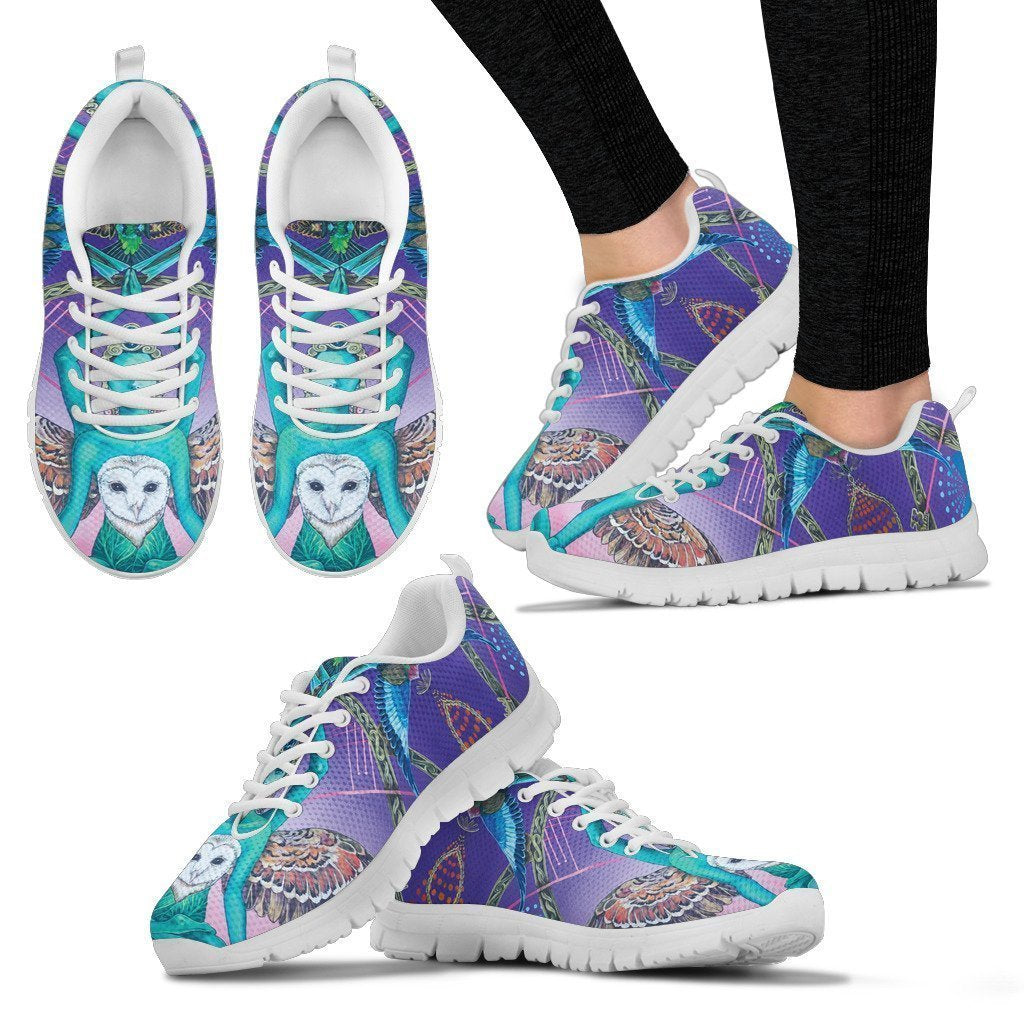Another Worlds Soul Women's Sneakers - Amaze Style™-