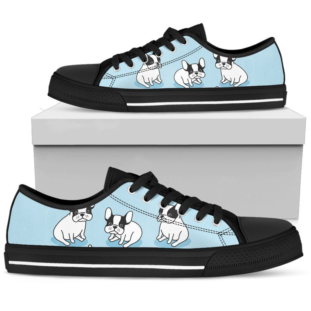 Baby Bulldog Women's Low Top Shoe - Amaze Style™