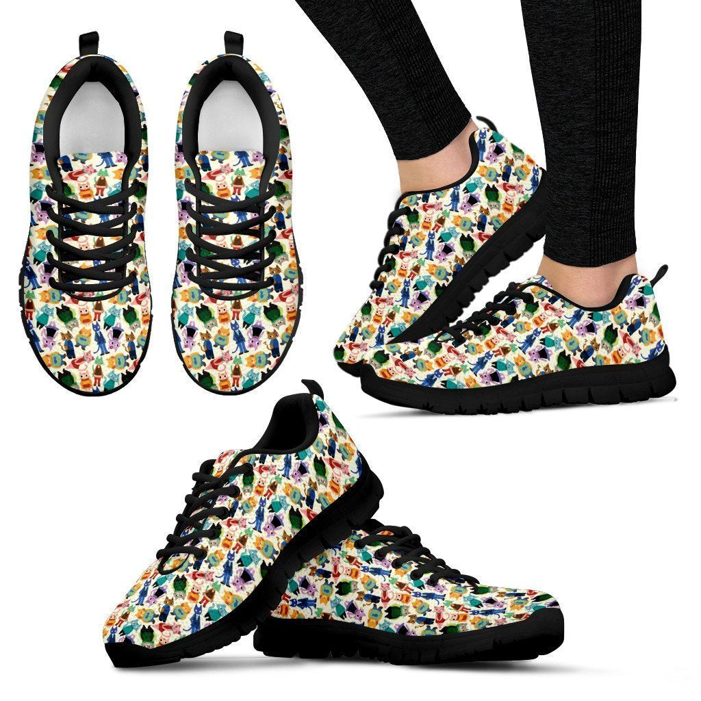 Colorful motives Women's Sneakers - Amaze Style™-